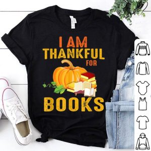 Awesome Thanksgiving Book Lover Librarian Gift Reading Lover shirt