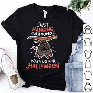 Beautiful Halloween Bat Cute Funny Tee Couple Love shirt