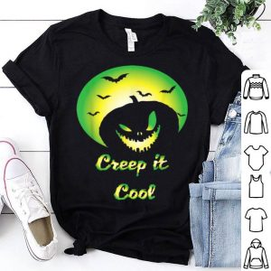 Hot Halloween Creep It Cool Monster Horror Tees shirt