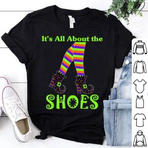 Hot Halloween Trick Treat Witch Shoes shirt