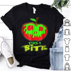 Hot Take A Bite Of Poison'd Apple Halloween shirt
