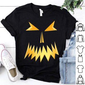 Nice Jack-O-Lantern Carved Pumpkin Halloween shirt