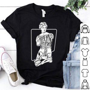 Nice Venus Skeleton - Aesthetic Vaporwave Soft Grunge Tee shirt