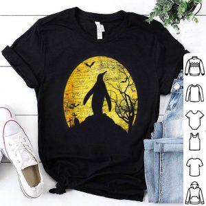 Official Spooky Penguin Gift Idea Halloween Costume Animal shirt