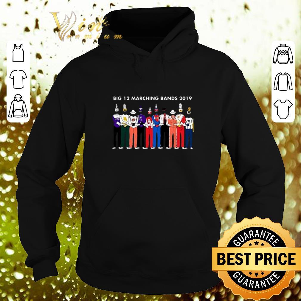 Original Big 12 Marching Band 2019 shirt 4 - Original Big 12 Marching Band 2019 shirt