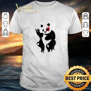 Original Kiss Panda Rock shirt