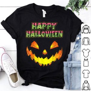 Premium Happy Halloween Jack 'O Lantern For A Halloween Fan shirt