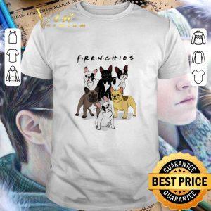 Pretty Frenchies Bulldogs Friends shirt