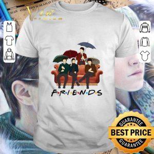 Top The Beatles Friends shirt