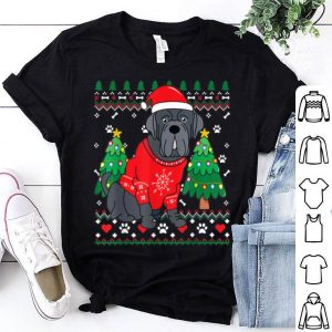 Beautiful Neapolitan Mastiff Christmas Ornament Tree Xmas Dog Gift shirt