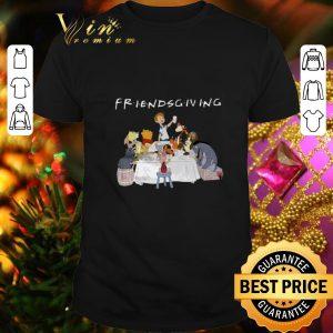 Hot Friendsgiving Winnie The Pooh shirt