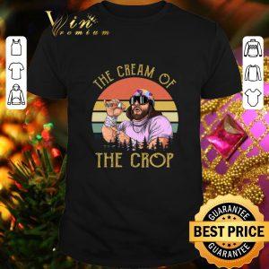 Hot Randy Savage The cream of the crop vintage Macho Man shirt