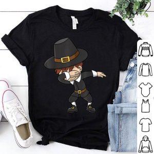 Official Thanksgiving Dabbing Pilgrim Dab Dance shirt