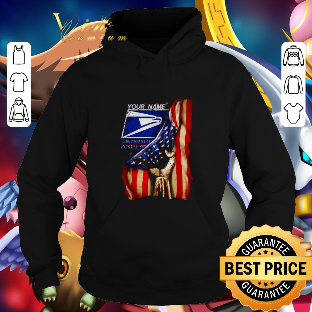 Original 4th of July independence day your name US Postal Service shirt 4 - Original 4th of July independence day your name US Postal Service shirt