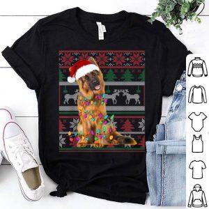 Original German Shepherd Ugly Sweater Christmas Gift sweater