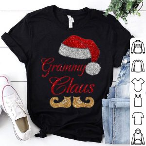 Original Grammy Claus Matching Family Group Christmas shirt