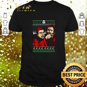 Original Star Wars Woman Yelling at cat meme yelling ugly Christmas sweater