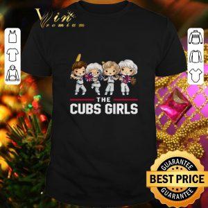 Original The Golden Girls The Cubs Girls shirt
