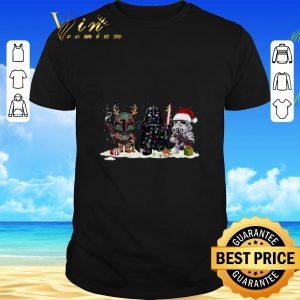 Stormtrooper Darth Vader Jango Fett Star Wars Christmas.png