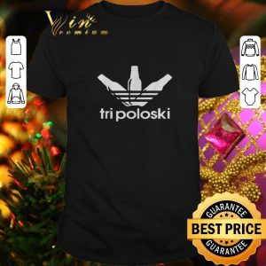 Top Adidas Tripoloski Beer shirt