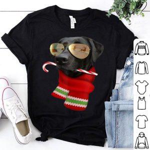 Top Labrador Christmas Gift Dog Lovers Lab Sunglasses shirt