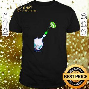 Top Son Goku Kamehameha Rick Sanchez shirt