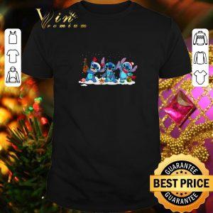 Top Stitch reindeer Merry Christmas shirt