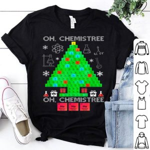 Awesome Oh Chemist Tree Chemistree Funny Science Chemistry Christmas sweater