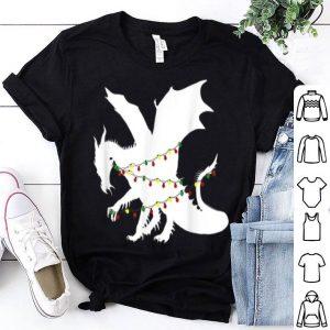 Christmas Dragon sweater