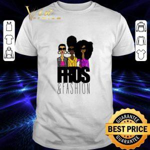 Hot Girls Trip Fros and Fashion shirt