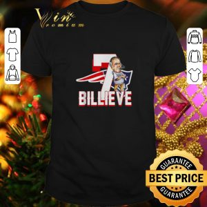 Hot New England Patriots 7 Billieve vs Buffalo Bills shirt