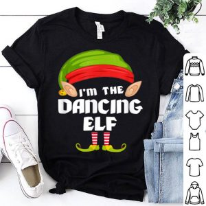Nice Funny Dancing Elf Matching Family Group PJ Christmas sweater