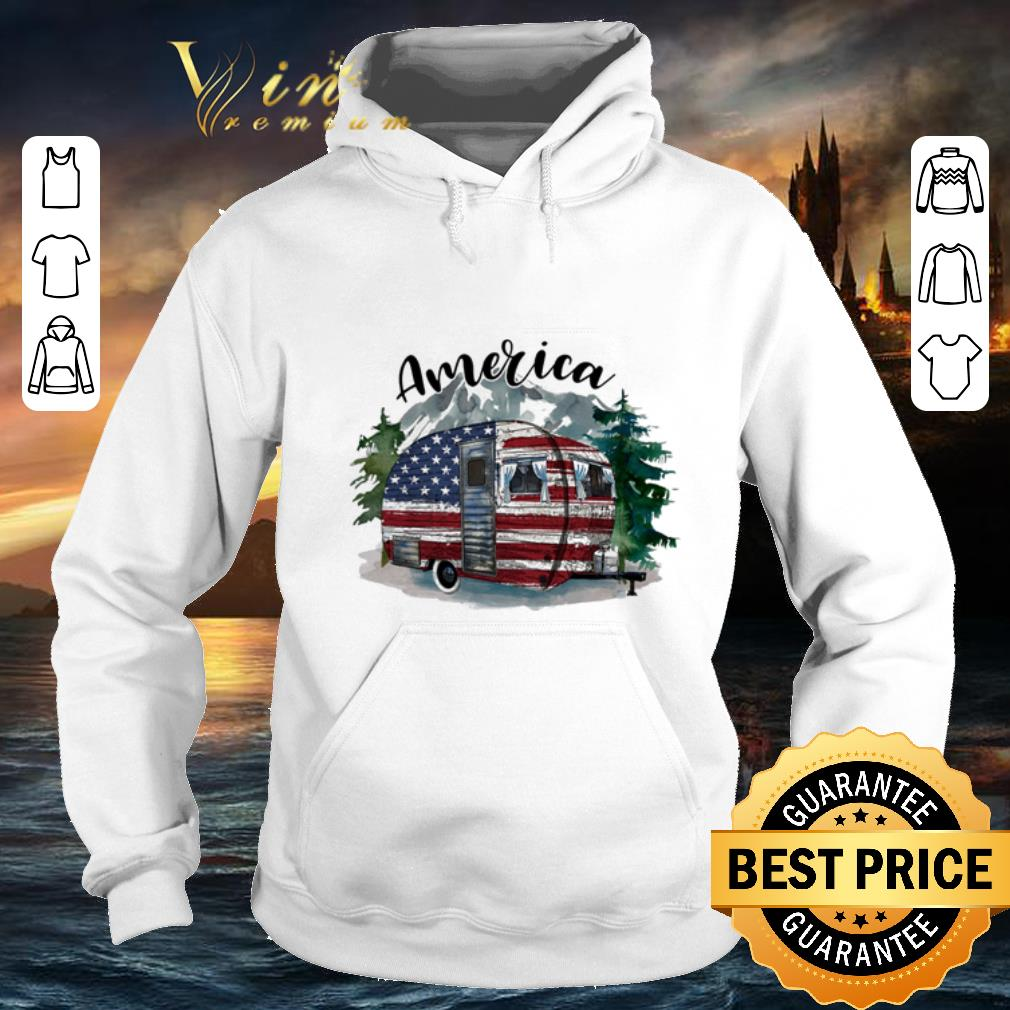 Original Camping Independence day 4th of July America flag shirt 4 - Original Camping Independence day 4th of July America flag shirt