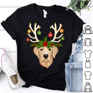 Original Christmas Labrador Retriever Reindeer Lover Gift sweater