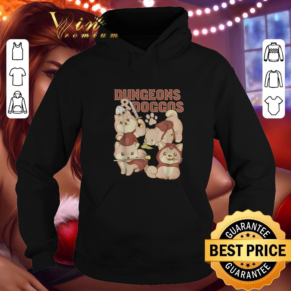 Original Dungeons Doggos shirt 4 - Original Dungeons & Doggos shirt