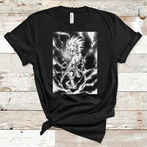 Original Hunters X Hunter Thunder Killua Zoldyck shirt