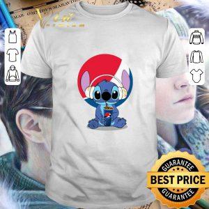 Original Stitch drink Pepsi logo shirt
