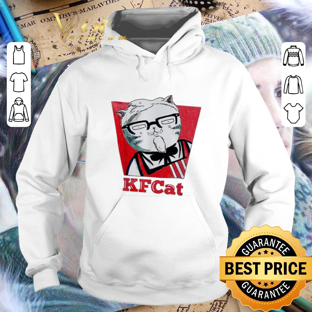 Top KFCat Kentucky KFC Fried Cat shirt 4 - Top KFCat Kentucky KFC Fried Cat shirt