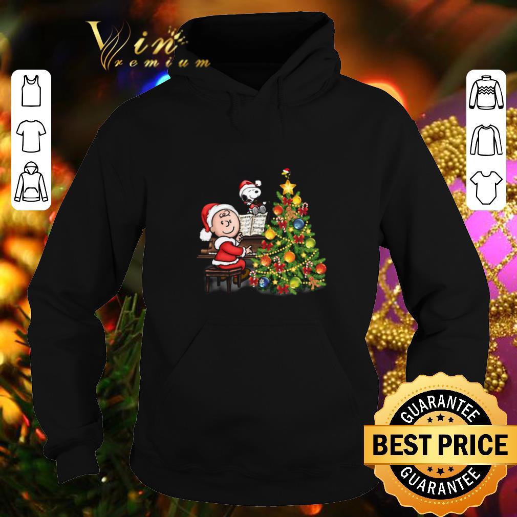 Top Peanuts Snoopy Charlie Brown Christmas tree shirt 4 - Top Peanuts Snoopy Charlie Brown Christmas tree shirt
