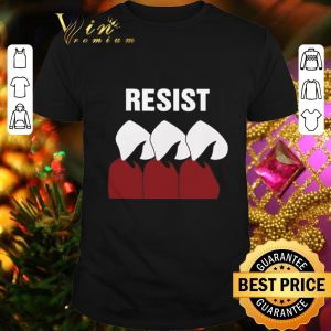 Top The Handmaid's Tale Resist shirt