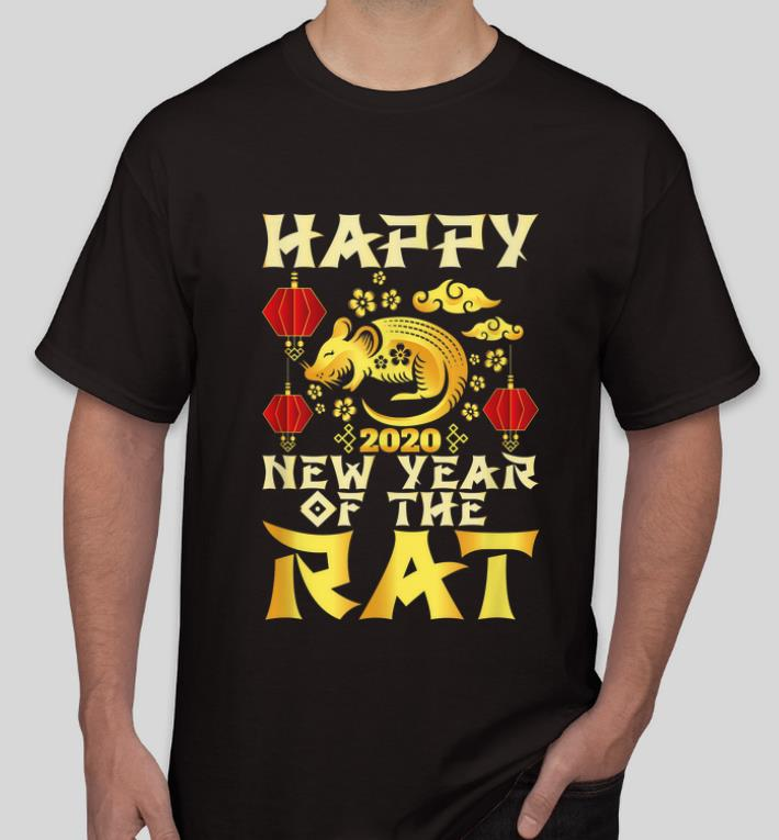 Great Happy New Year Of The Rat 2020 Chinese New Year shirt 4 - Great Happy New Year Of The Rat 2020 Chinese New Year shirt