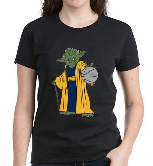 Official Master Yoda Basketball Indiana Pacers shirt
