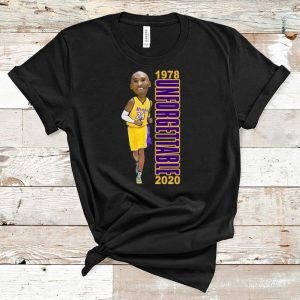 Awesome 1978 Unforgettable 2020 Classic Basketball Tribute shirt