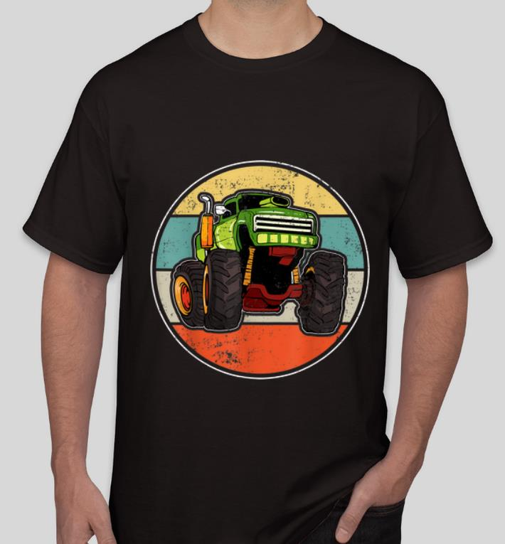Awesome Monster Truck Vintage shirt 4 - Awesome Monster Truck Vintage shirt
