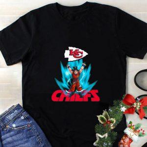 Hot Son Goku Kansas City Chiefs Super Bowl Champions Genki dama shirt