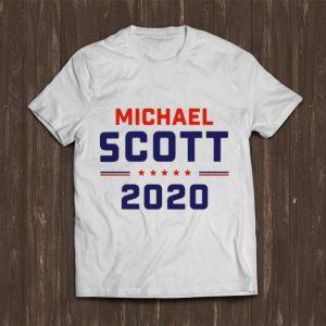 Nice Michael Scott 2020 shirt
