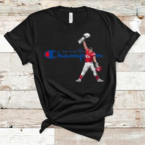 Premium Kansas City Chiefs Super Bowl Champs We Are The Champions shirt