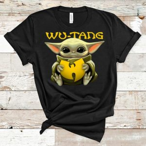 Top Star Wars Baby Yoda Hug Wu – Tang Clan shirt