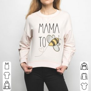 Awesome Fun Mama To Bee -mommy Pregnancy Baby Shower shirt