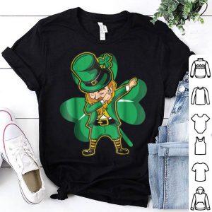 Official Dabechaun - Funny Leprechaun Dabbing St Patricks Day shirt